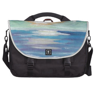 Beach Sunset Ocean Sea Surf Sun Gifts Bags For Laptop