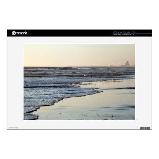 "Beach Sunset Ormond Beach 13"" Laptop Skins"