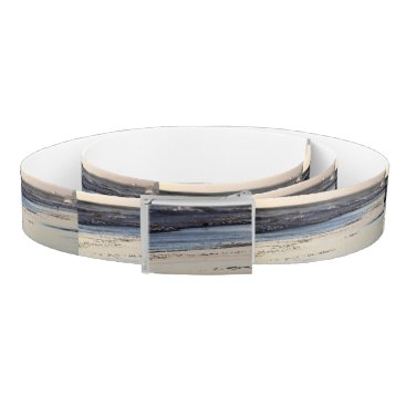 Beach Themed Beach Sunset Ormond Beach Belt