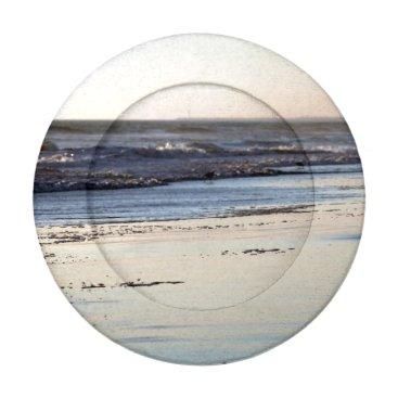 Beach Themed Beach Sunset Ormond Beach Button Covers