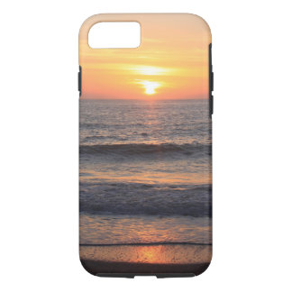 Beach Sunset over the Ocean iPhone 7 Case