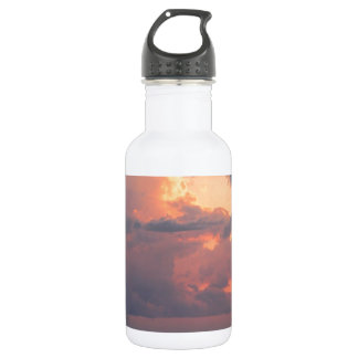 Beach Sunset Sky Destin Stainless Steel Water Bottle