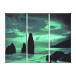 Beach, Surf and Stone Gallery Wrap Canvas