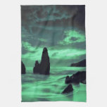 Beach, Surf and Stone Kitchen Towels