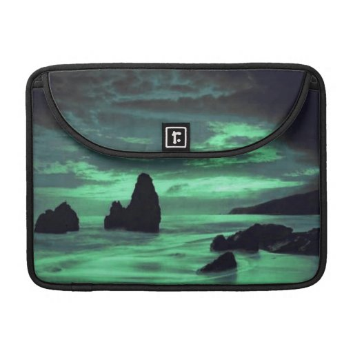 Beach, Surf and Stone Sleeve For MacBooks