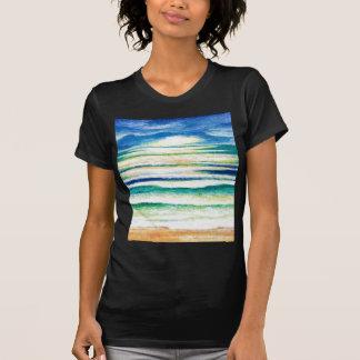 Beach Surf - CricketDiane Ocean Waves Art Products T-Shirt