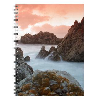Beach Surreal Sundown South Africa Journal
