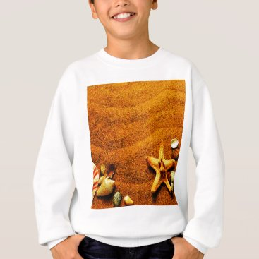 Beach Themed Beach Sweatshirt