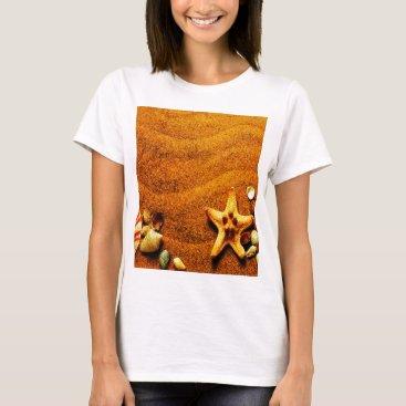 Beach Themed Beach T-Shirt