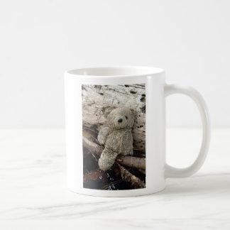 Beach Teddy Mug