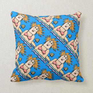 Beach Theme Decorative Throw Pillow