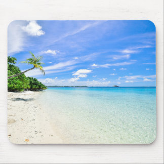 Beach Theme Mouse pad
