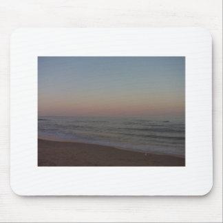 beach theme mouse pad