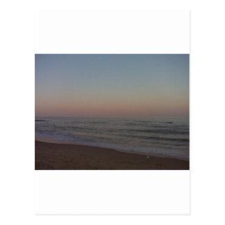 beach theme postcards