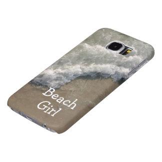 Beach Theme Samsung Galaxy S6 Case