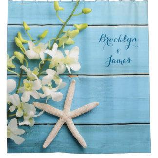 Beach Themed Shower Curtains | Zazzle