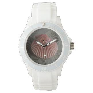 Beach Themed Seashell Watch