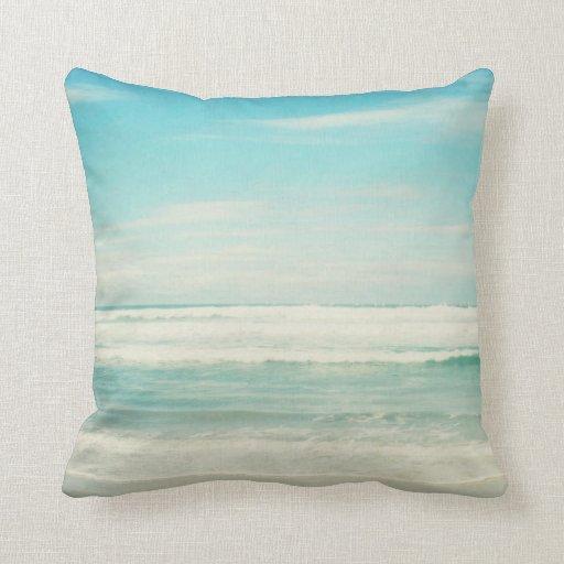 Inexpensive Beach Throw Pillows : Beach Throw Pillow Zazzle