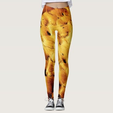Beach Tide Dunes Leggings
