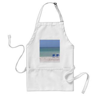 Beach Time Adult Apron