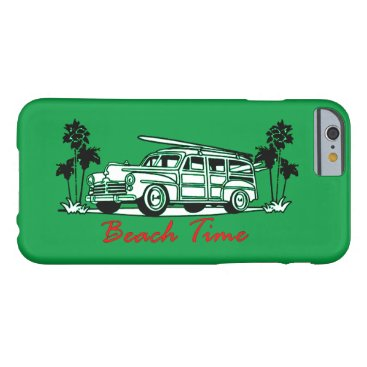 Beach Time Barely There iPhone 6 Case