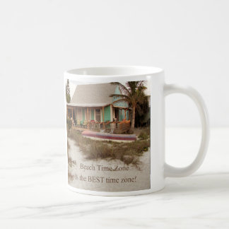 Beach Time Florda Cottage theme Coffee Mug
