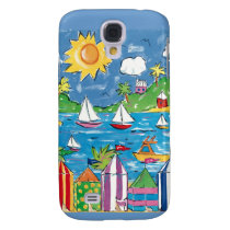 Beach Time i-  Samsung S4 Case