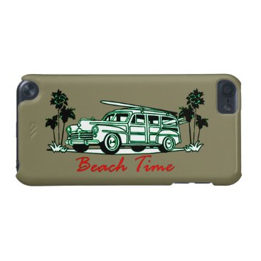 Beach Time iPod Touch (5th Generation) Cover