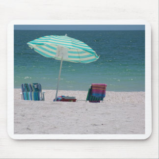 Beach time Is Near Mouse Pad
