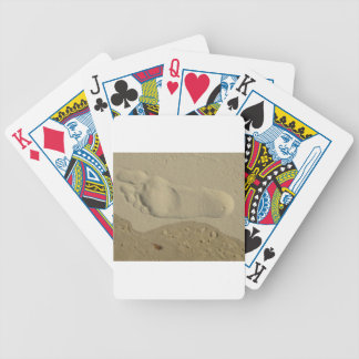 Beach time poker cards