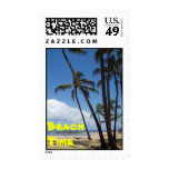 Beach time postage