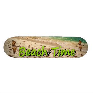BEACH TIME SKATEBOARD