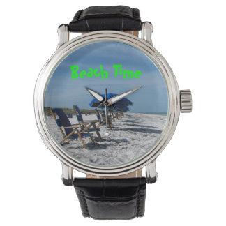 Beach Time Zone Watch