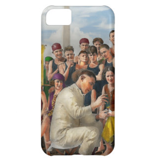 Beach - Toes Tenderly Treated 1922 Cover For iPhone 5C