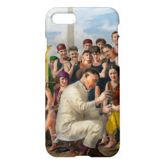 Beach - Toes Tenderly Treated 1922 iPhone 7 Case