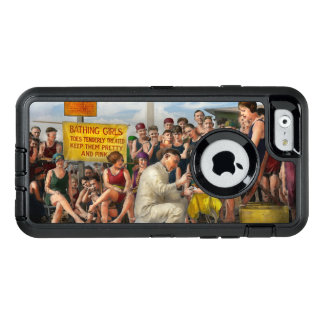 Beach - Toes Tenderly Treated 1922 OtterBox Defender iPhone Case