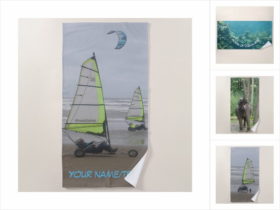 Beach Towels Collection