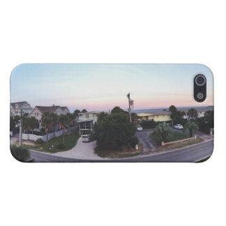 Beach Town iPhone 5/5S Case
