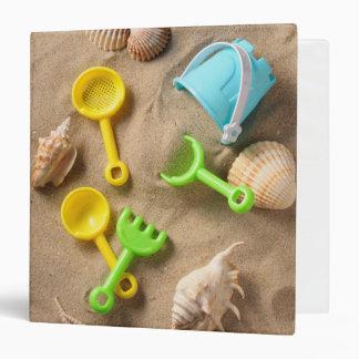 Beach Toys Binder