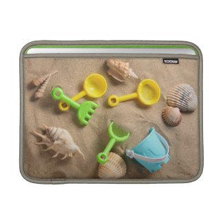 Beach Toys MacBook Sleeve
