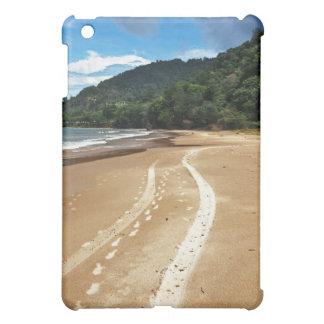 beach tracks cover for the iPad mini