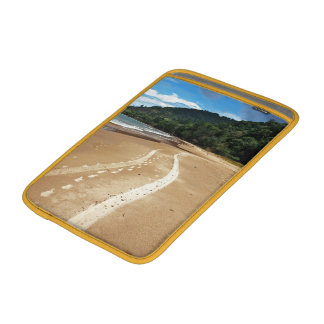 beach tracks sleeve for MacBook air