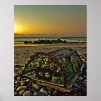 Beach Trap fine art print