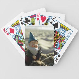 Beach Trek Bicycle Playing Cards
