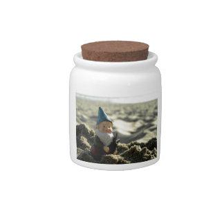 Beach Trek Candy Jar