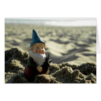 Beach Trek Card