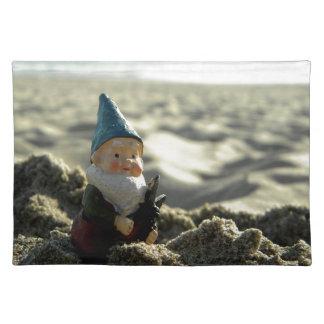 Beach Trek Cloth Placemat