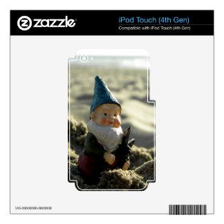 Beach Trek iPod Touch 4G Skin