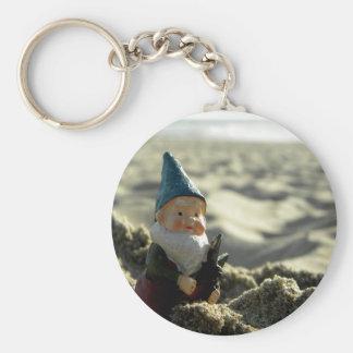 Beach Trek Keychain