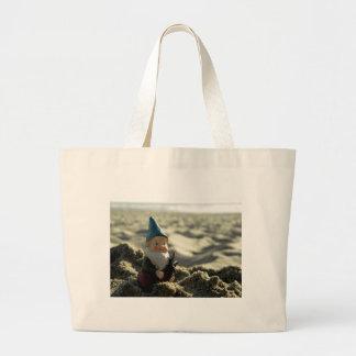 Beach Trek Large Tote Bag